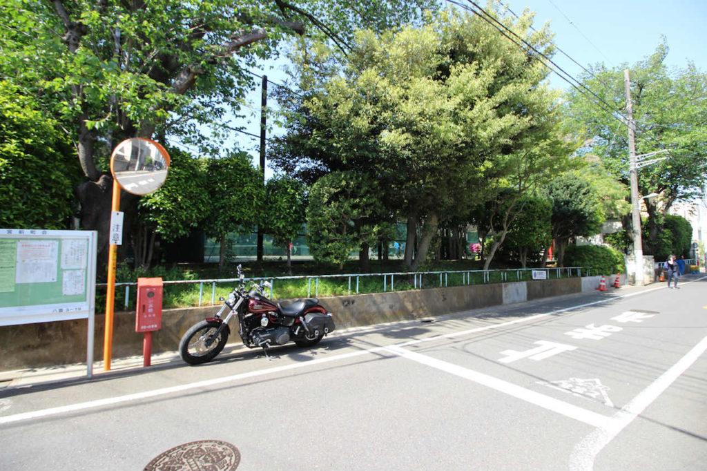宮前公園 外観